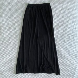 H&M Jersey Maxi Skirt
